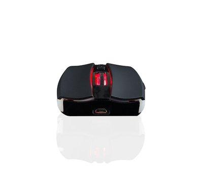Фото №3 компьютерной мышки Modecom MC-WRM1 Wireless Black — M-MC-WRM1-100