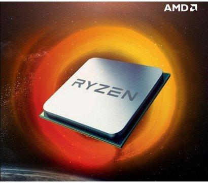 Фото №3 процессора AMD Ryzen 7 1800X, YD180XBCAEWOF
