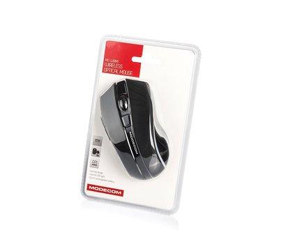 Фото №5 компьютерной мышки Modecom MC-WRM1 Wireless Black — M-MC-WRM1-100