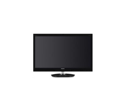 Фото №1 монитора Philips 275P4VYKEB/00 Black/Silver