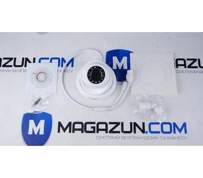 Фото №1 IP відеокамери Dahua DH-IPC-HDW1230SP-S2 (2.8 мм)