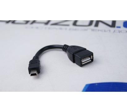 Фото №1 товара Кабель USB 2.0 Atcom AF/miniBM5P OTG 0.1 м — 12822