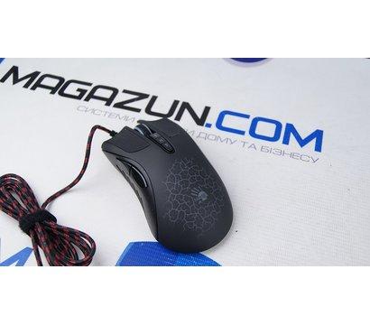 Фото №6 комплекта мышь+клавиатура A4Tech B2100 Bloody USB Black
