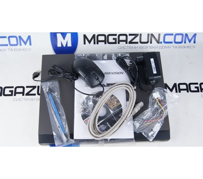 Фото №3 IP видеореєстратора HikVision DS-7608NI-K1