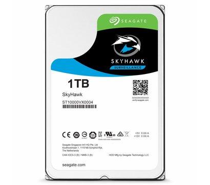 Фото жесткого диска Seagate SkyHawk 1Tb 5900rpm 64MB Buffer SATA III — ST1000VX005