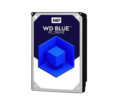 Фото жесткого диска Western Digital Blue 2TB 5400rpm 128MB Buffer 2.5 SATA III — WD20SPZX