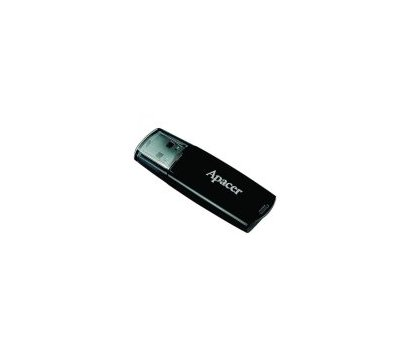 Фото №1 USB флешки Apacer AH322 USB 2.0 16GB Black - AP16GAH322B-1