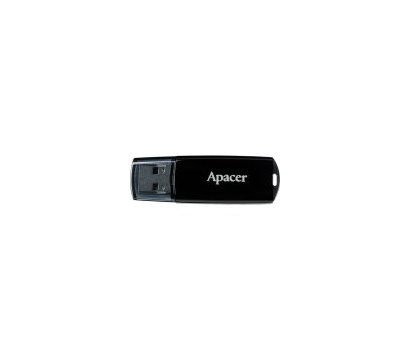Фото USB флешки Apacer AH322 USB 2.0 16GB Black - AP16GAH322B-1