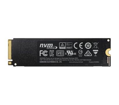 Фото №1  SSD Samsung 970 EVO series 1TB M.2 PCIe 3.0 x4 MLC — MZ-V7E1T0BW