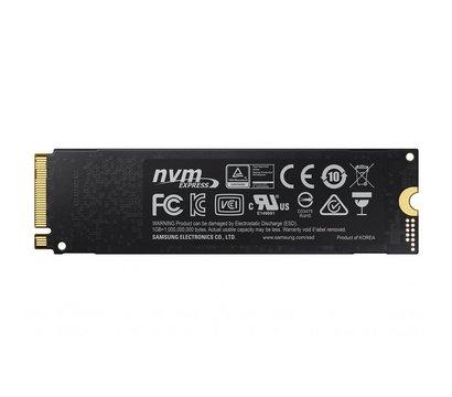 Фото №1  SSD Samsung 970 PRO series 512GB M.2 PCIe 3.0 x4 MLC — MZ-V7P512BW