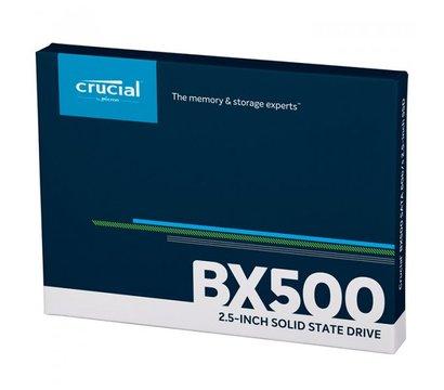 Фото №2  SSD Crucial BX500 120GB 2.5 SATA III TLC — CT120BX500SSD1
