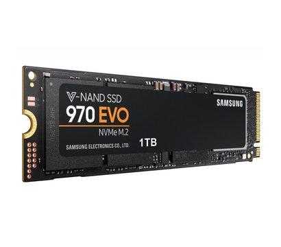 Фото №2  SSD Samsung 970 EVO series 1TB M.2 PCIe 3.0 x4 MLC — MZ-V7E1T0BW
