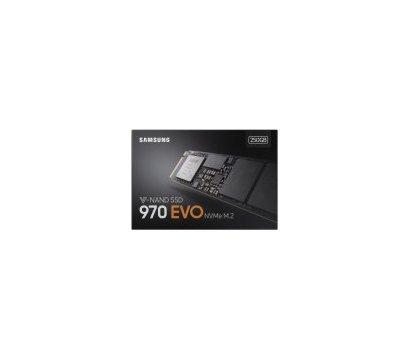 Фото №4  SSD Samsung 970 EVO series 250GB M.2 PCIe 3.0 x4 MLC — MZ-V7E250BW
