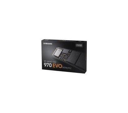 Фото №6  SSD Samsung 970 EVO series 250GB M.2 PCIe 3.0 x4 MLC — MZ-V7E250BW