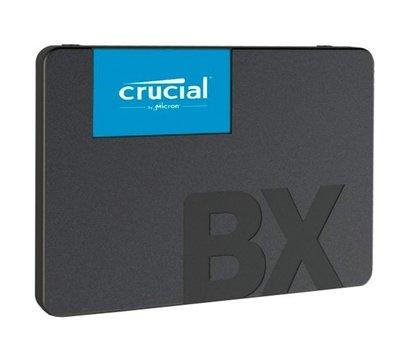 Фото  SSD Crucial BX500 120GB 2.5 SATA III TLC — CT120BX500SSD1
