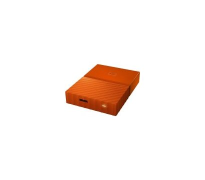 Фото №3 жесткого диска Western Digital My Passport 2TB 5400rpm 2.5 USB3.0 External Orange — WDBS4B0020BOR-WESN