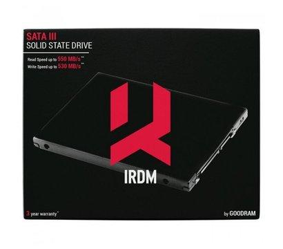 Фото №5  SSD GoodRAM Iridium 240Gb 2.5 SATA III MLC — IR-SSDPR-S25A-240
