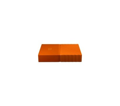 Фото №7 жесткого диска Western Digital My Passport 2TB 5400rpm 2.5 USB3.0 External Orange — WDBS4B0020BOR-WESN