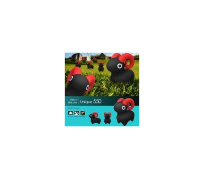 Фото №3 USB флешки Silicon Power Touch 550 Black 16GB USB2.0 — SP016GBUF2550V1K