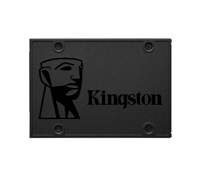Фото  SSD Kingston SSDNow A400 480GB 2.5 SATA III TLC — SA400S37/480G