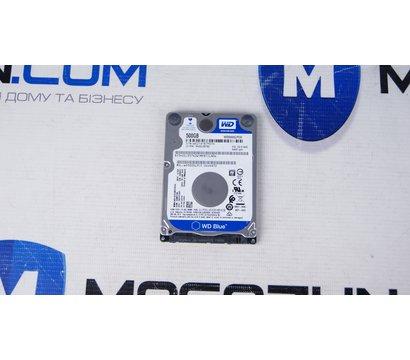 Фото №1 жесткого диска Western Digital Blue 500GB 5400rpm 16MB Buffer 2.5 SATA III — WD5000LPCX