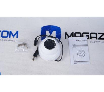 Фото №2 видеокамеры Dahua DH-HAC-HDW1200RP (3.6 мм)