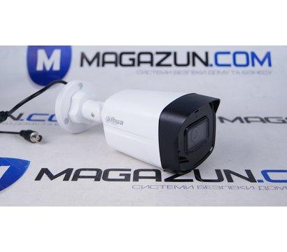 Фото №2 видеокамеры Dahua DH-HAC-HFW1200TLP-A-S4 (2.8 мм)