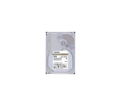 Фото №1 жесткого диска Toshiba N300 8TB 7200rpm 128MB Buffer 3.5 SATA — HDWN180EZSTA