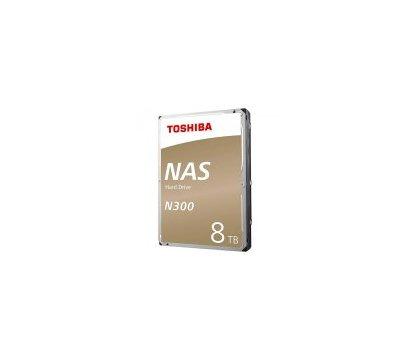 Фото жесткого диска Toshiba N300 8TB 7200rpm 128MB Buffer 3.5 SATA — HDWN180EZSTA