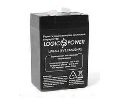Фото аккумулятора LogicPower LP6-4.5 Ач