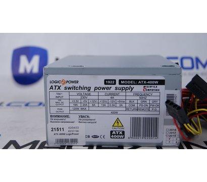 Фото №2 блока питания для ПК ATX 400W LogicPower