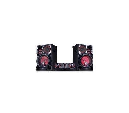 Фото музыкального центра LG CJ98 (head unit)