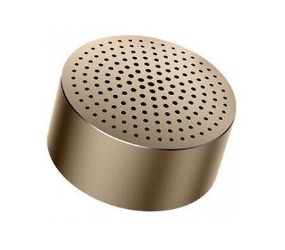 Фото №2 акустики Xiaomi Mi Round BT Speaker Gold — FXR4039CN