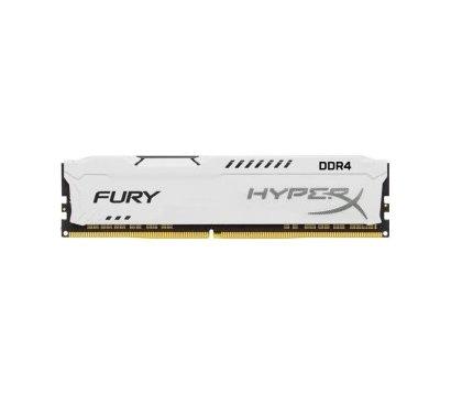 Фото модуля памяти Kingston HyperX Fury White DDR4 16384Mb 2933MHz — HX429C17FW/16