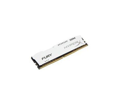 Фото №2 модуля памяти Kingston HyperX Fury White DDR4 2x8192Mb 2400MHz — HX424C15FW2K2/16