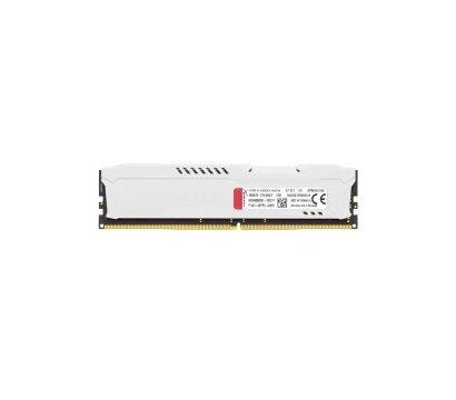 Фото №4 модуля памяти Kingston HyperX Fury White DDR4 2x8192Mb 2400MHz — HX424C15FW2K2/16
