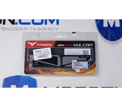 Фото №2 модуля памяти Team T-Force Vulcan Gray DDR4 8192Mb 2400MHz — TLGD48G2400HC1401