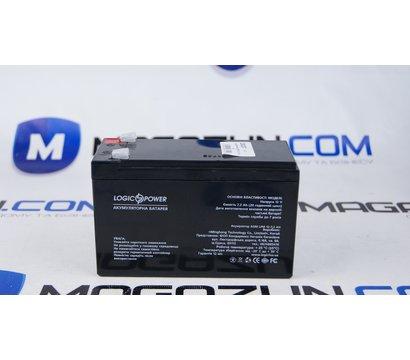 Фото №2 аккумулятора LogicPower LPM 12-7.2 AH