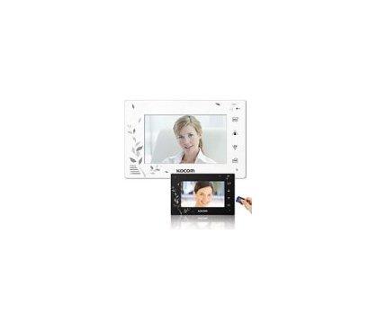 Фото №5 видеодомофона Kocom KCV-A374LE Black/White
