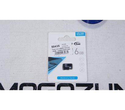 Фото №1 карты памяти Team microSDHC Class10 16GB - TUSDH16GCL1002