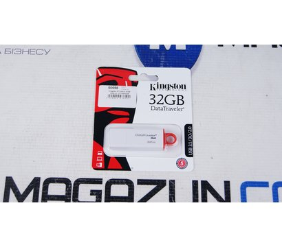 Фото №1 USB флешки Kingston DTI Gen.4 32GB USB 3.0 - DTIG4/32GB