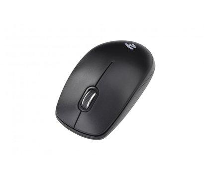 Фото №10 комплекта мышь+клавиатура 2E MK410 Black — 2E-MK410MWB