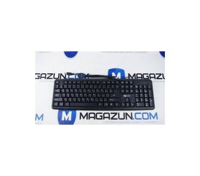 Фото №1 клавиатуры Maxxtro KB-160 USB Black