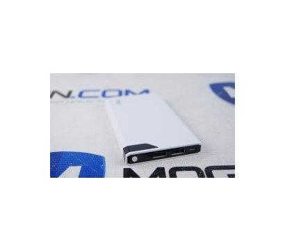 Фото №1 универсальной мобильной батареи MiUi Powerbank 5000 mAh i606D White
