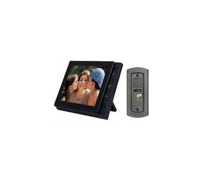 Фото видеодомофона Lux V 806 R2 JS Black