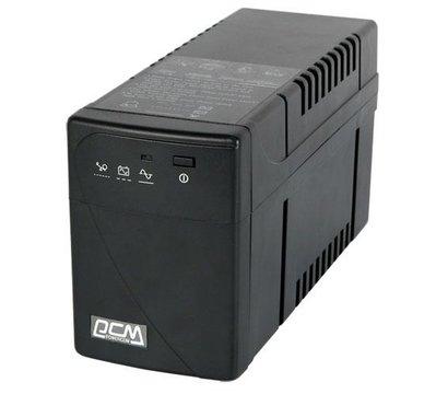 Фото ИБП Powercom BNT-600AР USB