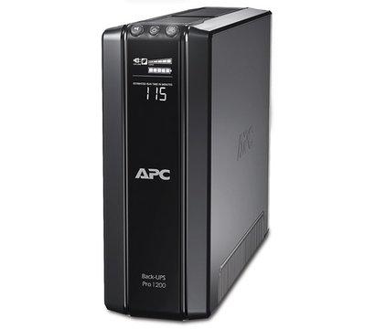 Фото ИБП APC Back-UPS Pro 1200VA — BR1200GI