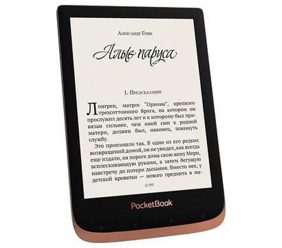 Ôîòî ¹4 ýëåêòðîííîé êíèãè PocketBook 632 Touch HD 3 Copper — PB632-K-CIS