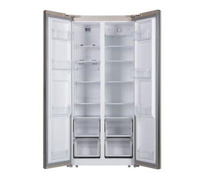 Фото №1 холодильника Liberty SSBS-430 SS