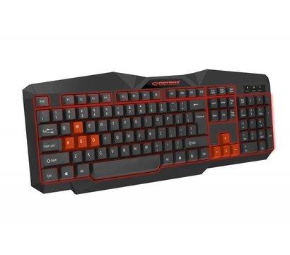 Фото клавиатуры Esperanza EGK201 USB Red
